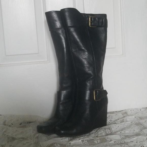 a.n.a Shoes - black boots